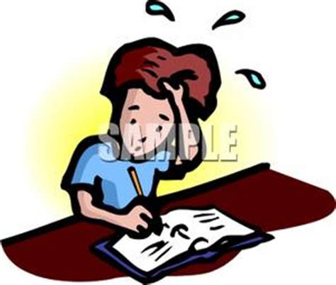 Essay about stress of students